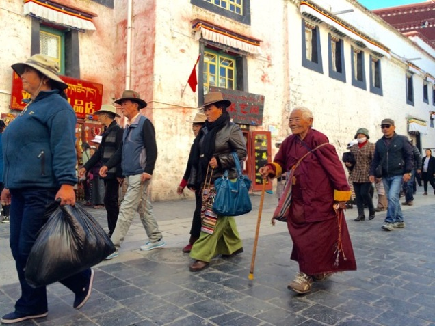 Tibet kora 1