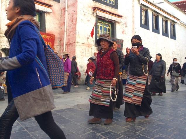 Tibet kora 3