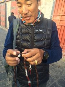 Tibet Tashi and beads